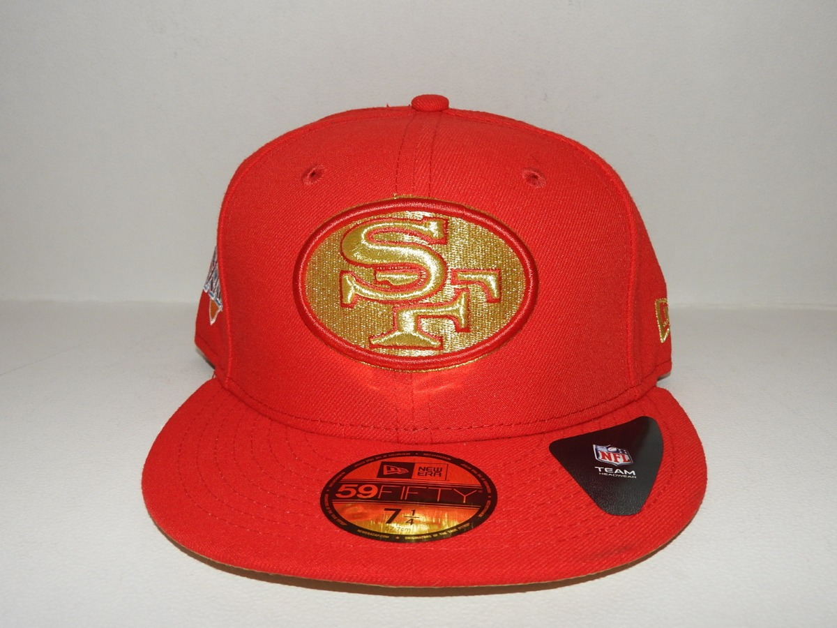 gorra san francisco 49ers new era campeones super bowl 29. Cargando zoom. ab726489899