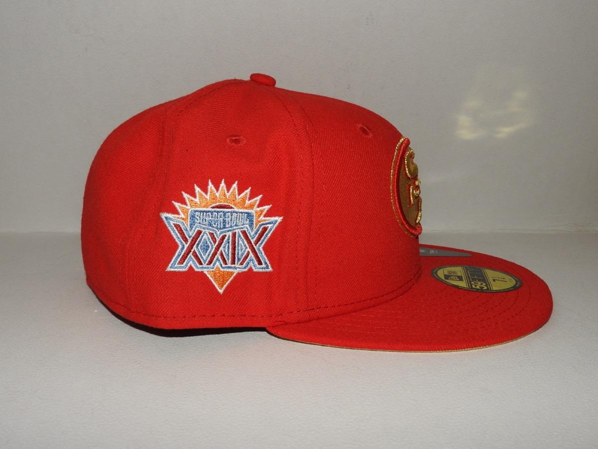 gorra san francisco 49ers new era campeones super bowl 29. Cargando zoom. a4ef88359d6