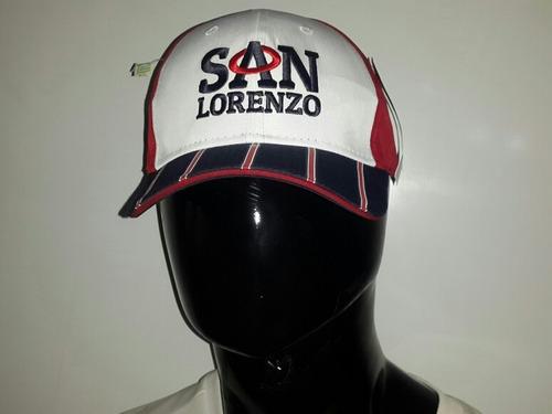 gorra san lorenzo 2016