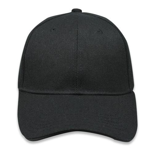 gorra sc copa alta acrílico negro unitalla