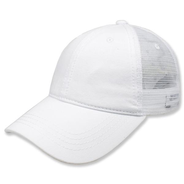 Gorra copa baja algodón malla blanco unitalla jpg 600x600 Malla azul gorras  blancas b68218dc7c9