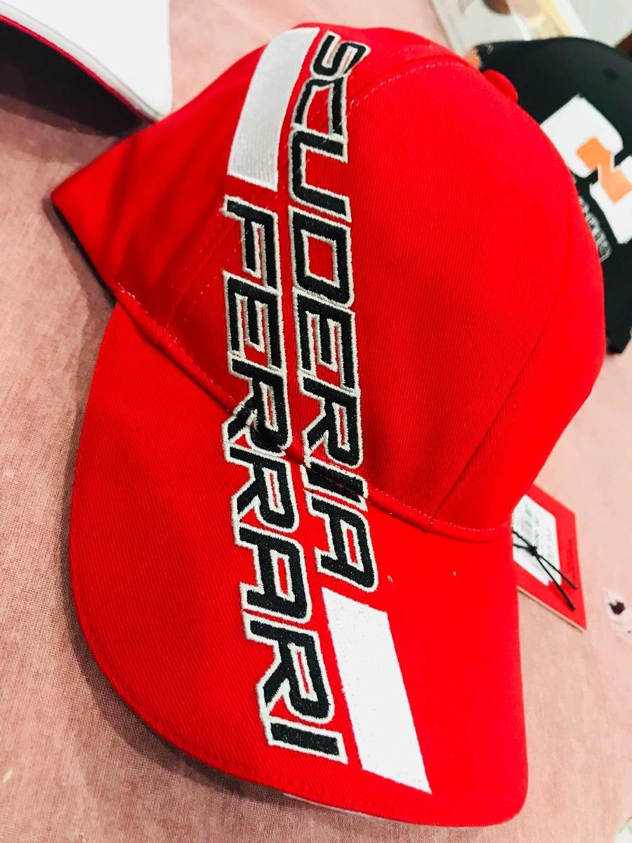 Gorra Scuderia Ferrari F1 Original -   699.00 en Mercado Libre 0e95a0e574e