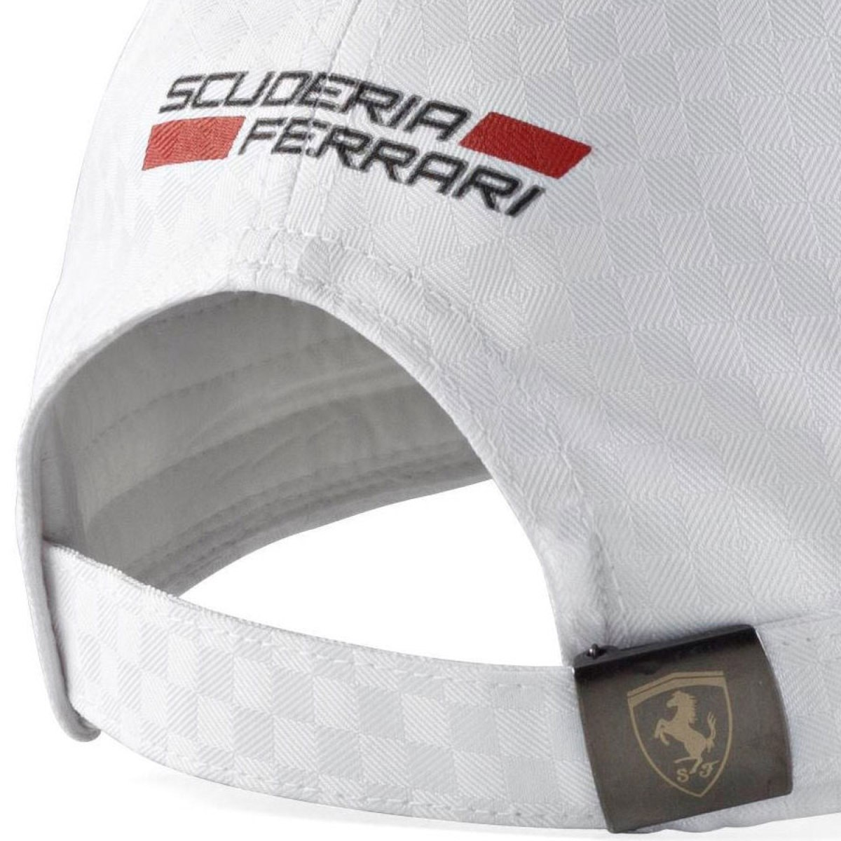 gorra scuderia ferrari oficial f1 carbono roja blanca negra. Cargando zoom. 805d2d321b4