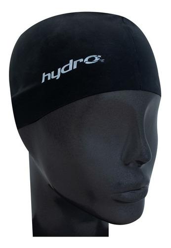 gorra silicona junior natacion con estuche hydro star