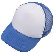 gorra sin bordar