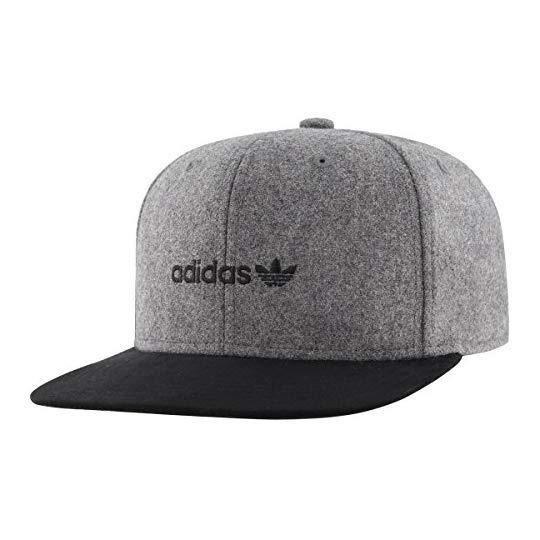 Gorra Snapback adidas Originals Caballero Gris Unitalla -   849.00 ... dcae91596e2