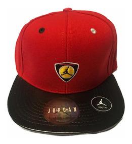 def852b2240f Gorra Snapback Air Jordan Retro 14 Juvenil Nueva Original