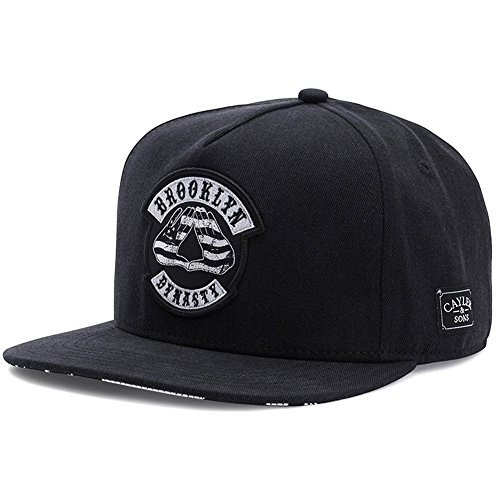 Gorra Snapback De Cayler   Sons - Brooklyn Black  white -   99.000 ... 5f2434d41fc