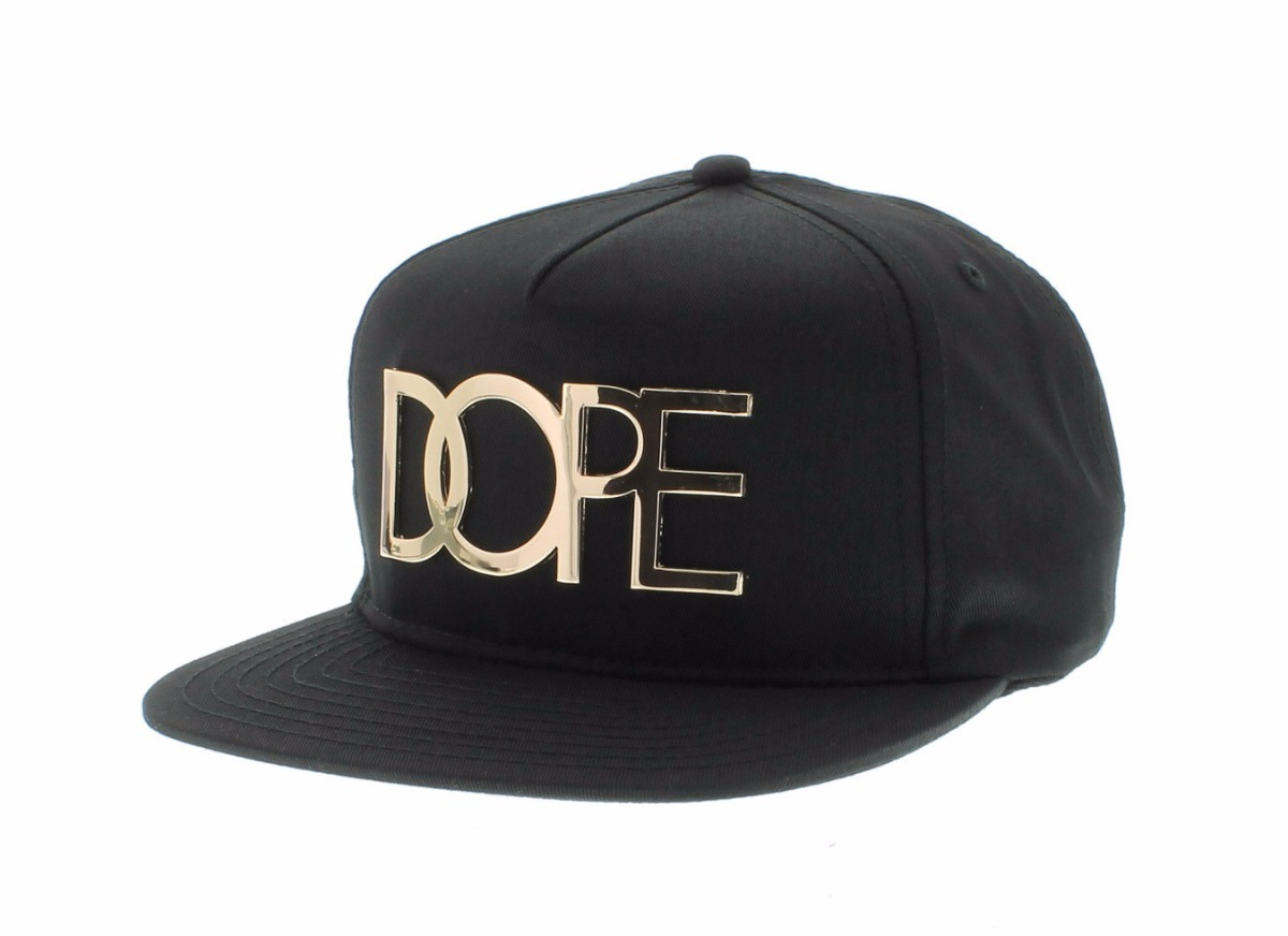 finest selection 72208 079a5 ... real gorra snapback dope 24k gold logo. cargando zoom. 54edf 4fe0d