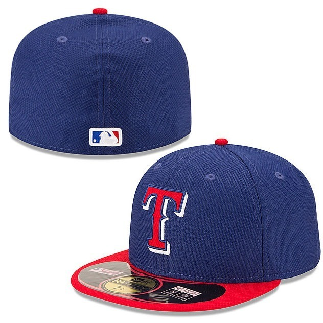 Gorra Snapback Mlb Texas Rangers Diamond New Era 7 1 4 -   850 f160c8e59c0