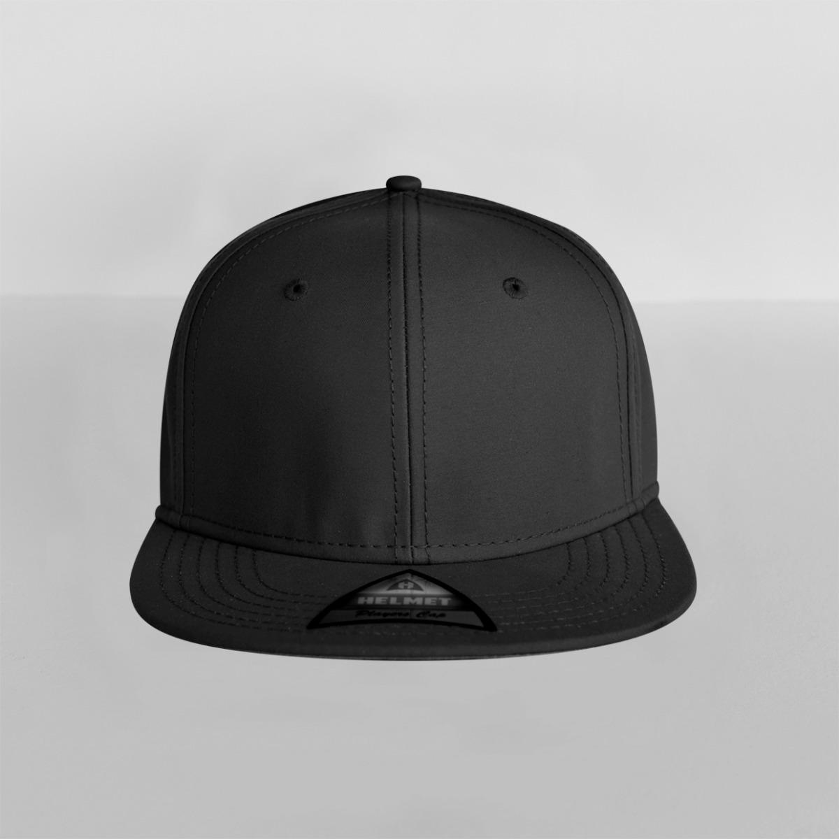 Gorra Snapback Negra Marca Helmet Para Personalizar -   199.00 en ... 1d4dabf65d3