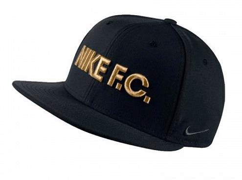 Gorra Snapback Plana Nike Fc Gold Original Importadas -   999 d88f4fc205e