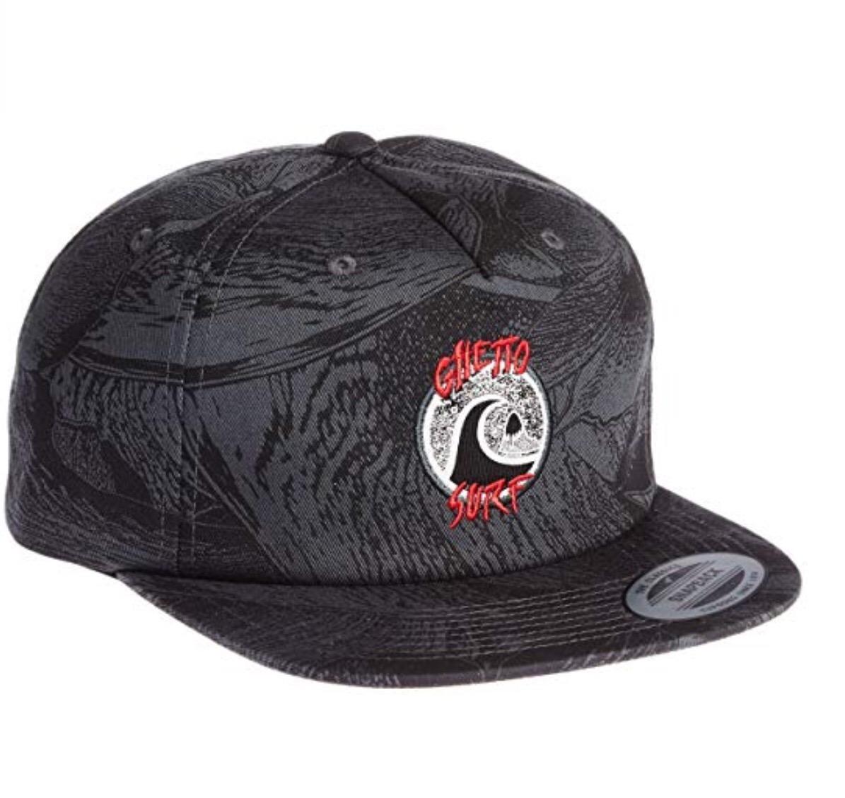 ... closeout gorra snapback quiksilver ghetto surf 100 original hat cap. cargando  zoom. db132 07457 c1325be34cd
