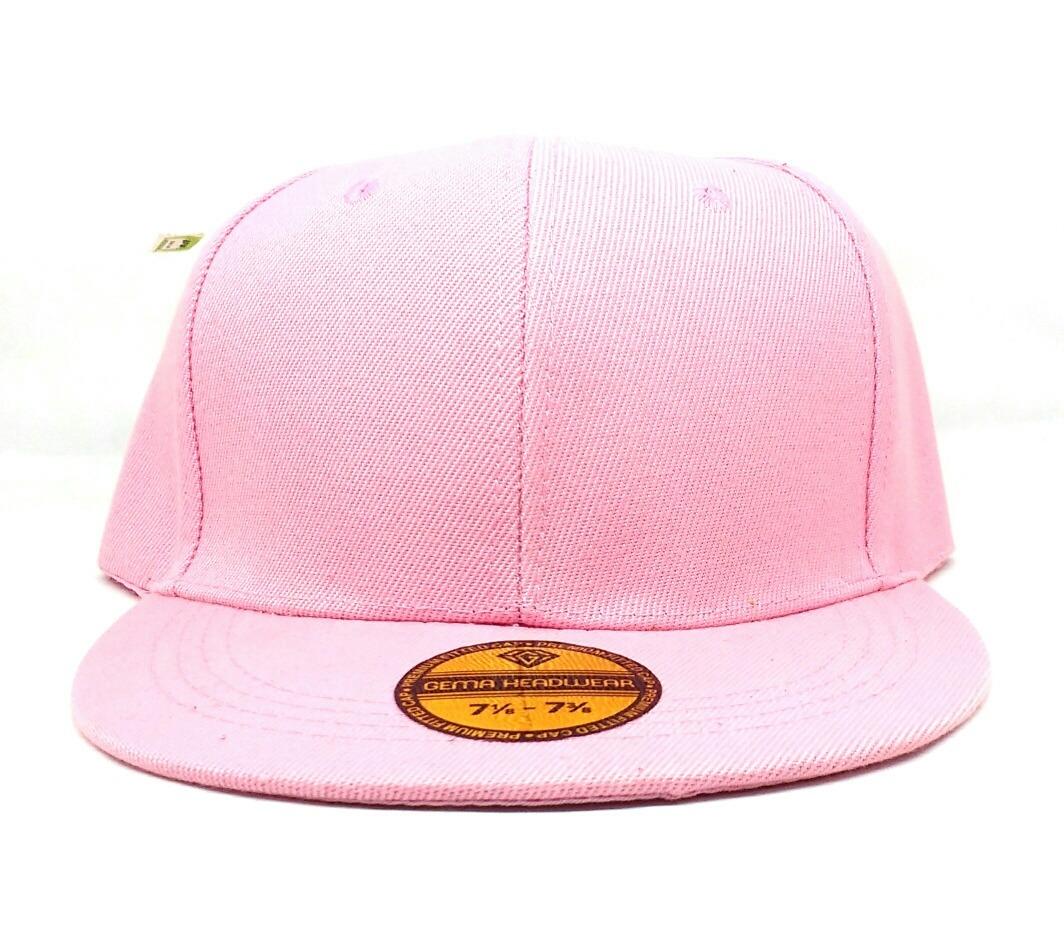 gorra snapback rosa visera plana calidad. Cargando zoom. 94f30cb1711