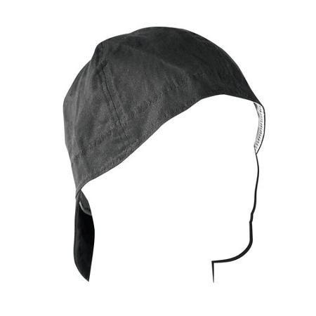 gorra soldador headgear, negro 7.0