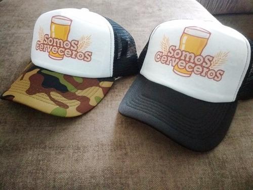 gorra somos cerveceros