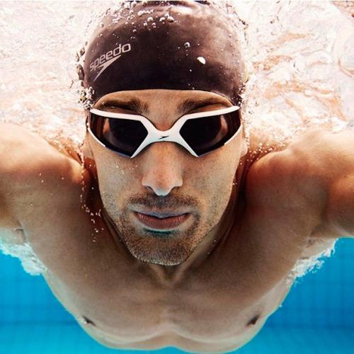 gorra speedo de silicona p/ niño natación piscina - el rey