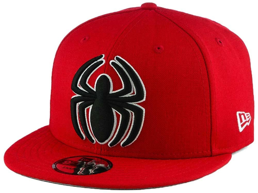 Gorra Spiderman - New Era Original - S  120 af7f849e9f9