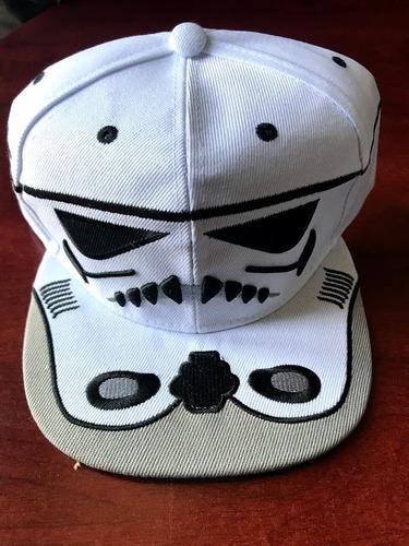 Gorra Star Wars (stormtrooper Y Darth Vader) -   110.00 en Mercado Libre 3121ad27a50