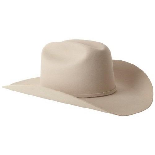 Gorra Stetson Hombres Horizonte Hat Vientre Plateado 370237c7691