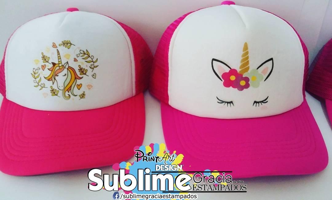 Gorra Sublimada -   60.00 en Mercado Libre dc28cda43fb