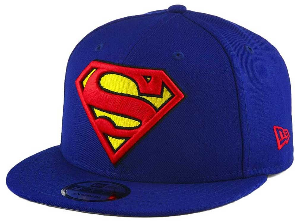 b5ab6e498140e gorra superman - new era original. Cargando zoom.