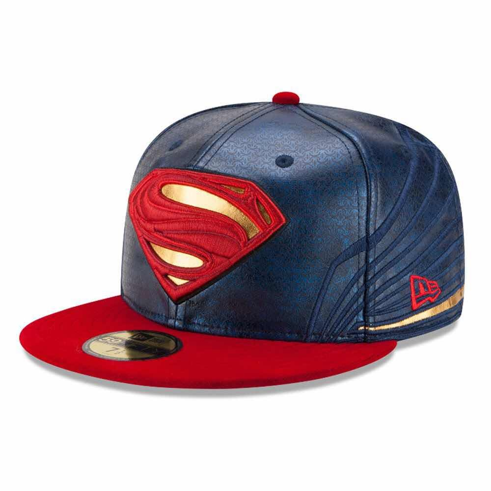 0648b8f18ec75 gorra superman new era única!! Cargando zoom.