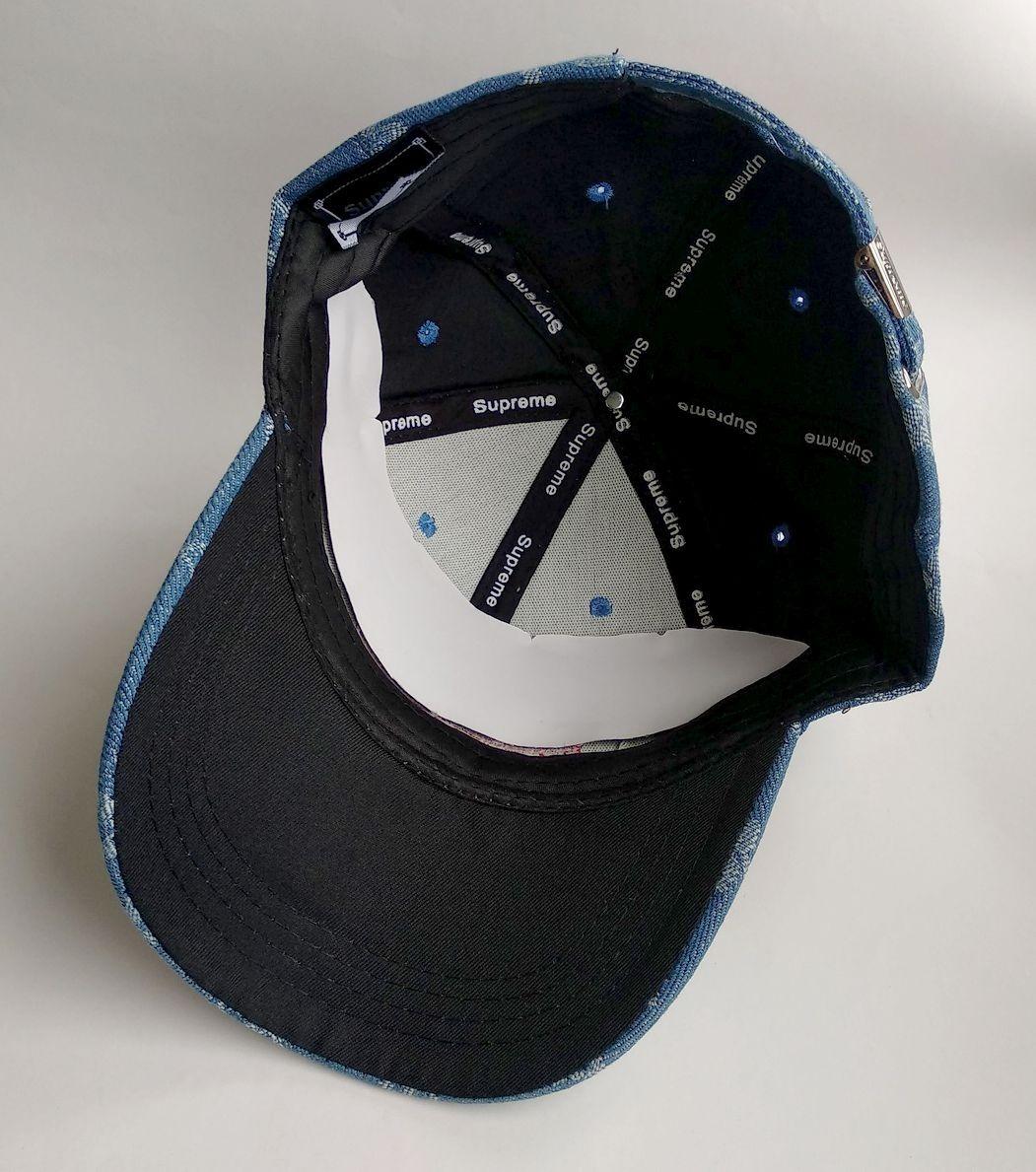 9097be599fb gorra supreme x lv polo 6 gajos dad hat strapback polo tommy. Cargando zoom.