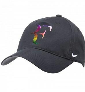 Gorra Tenis Roger Federer Rf Iridescent Nike Men s Fall Hat ... c5b7a0144de