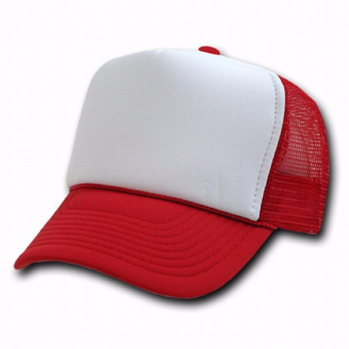 Gorra Tipo Camionero Roja blanco De Handy Manny. Ajustable -   8.000 en  Mercado Libre 5ca390b66c6
