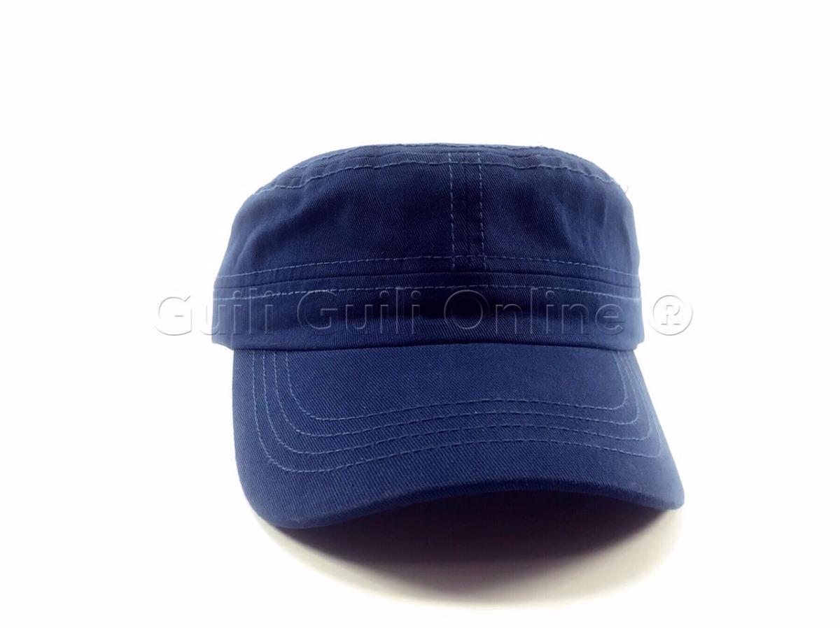 gorra tipo vietnam tactica militar azul marino ajustable. Cargando zoom. b151e440425