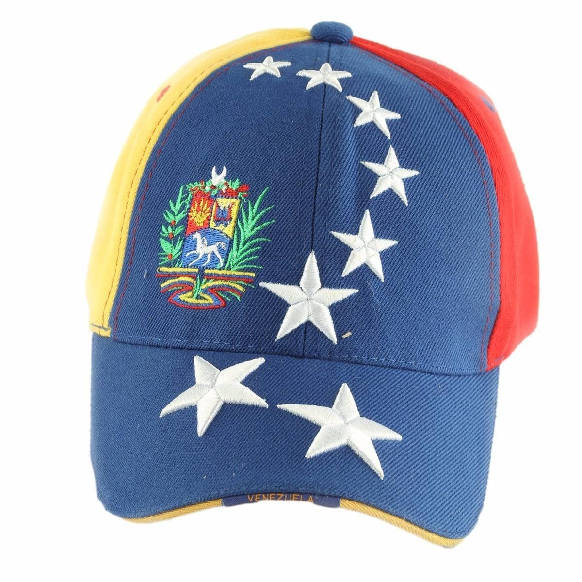 c758346b7acda Gorra Tricolor Venezuela En Visera Niño Al Mayor Y Detal - Bs ...