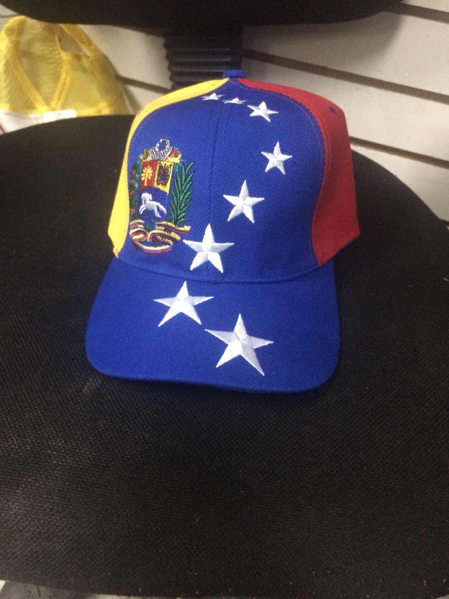 3f3df8320b52d Gorra Tricolor Venezuela