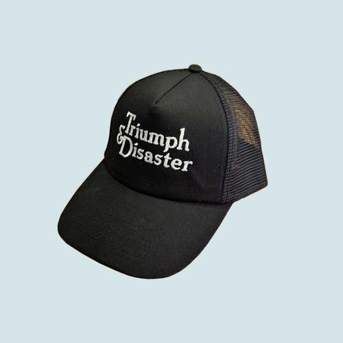 gorra - triumph&disaster