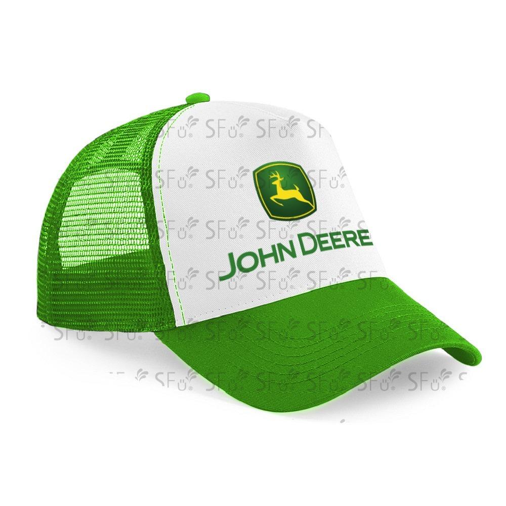 gorra trucker camionera john deere calidad varios colores. Cargando zoom. 6cc4b342e43