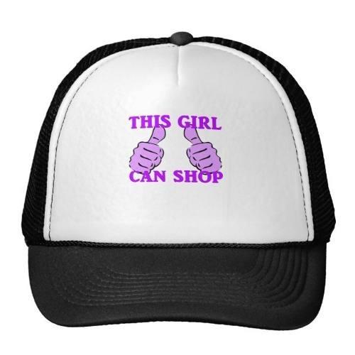 gorra trucker camionero este chica puede hacer compras gorr