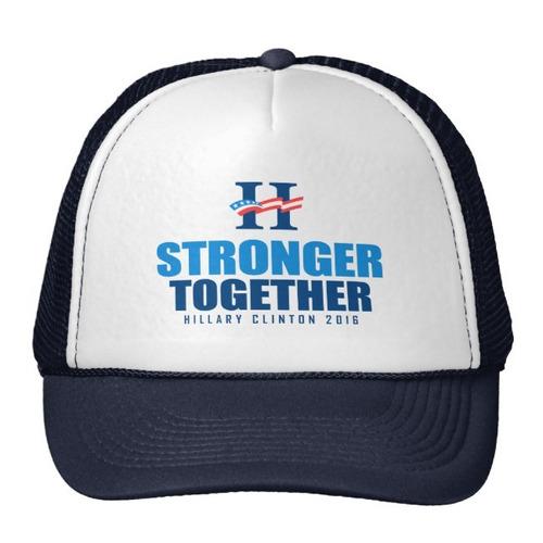 gorra trucker camionero más fuerte junto