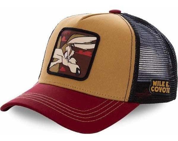 a0c9c29c8d9 Gorra Trucker Capslab Collabs Coyote Looney Toons - $ 1.000,00 en ...