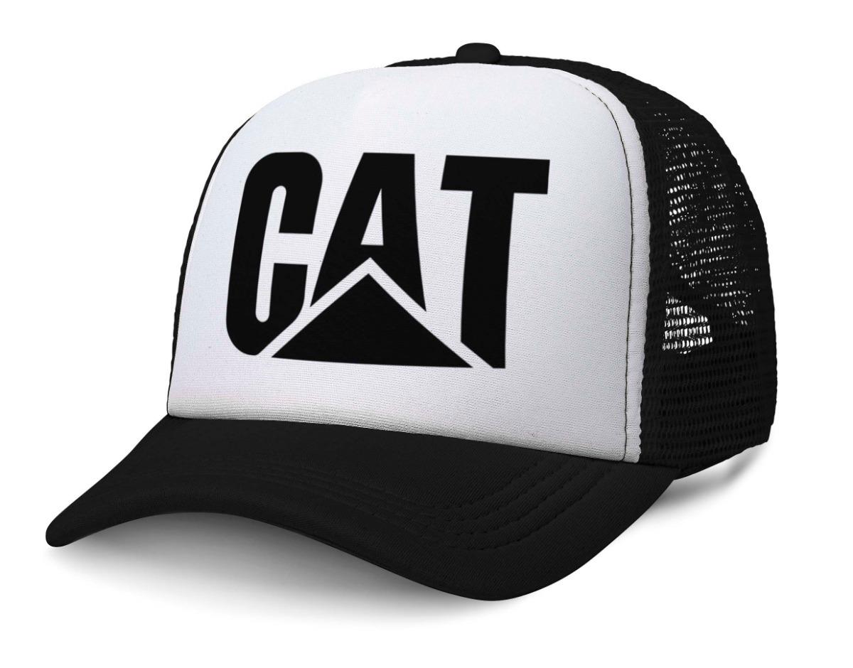 gorra trucker cat caterpillar curva calidad premium. Cargando zoom. 6dbec84ed63