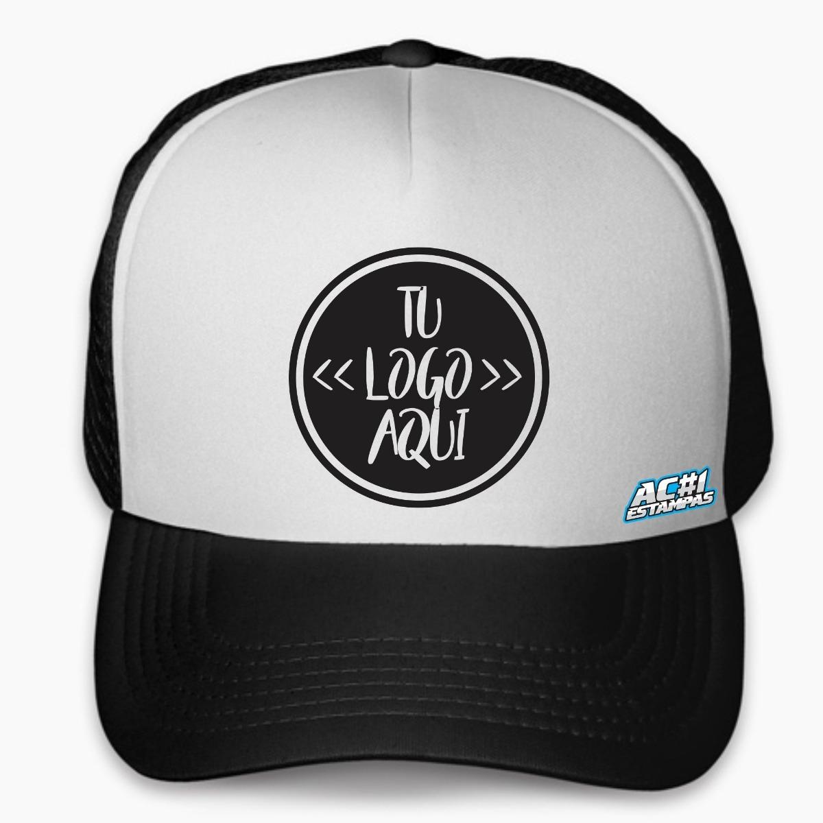 Gorra Trucker Con El Logo Que Quieras Ac Estampas -   350 78db26d901d