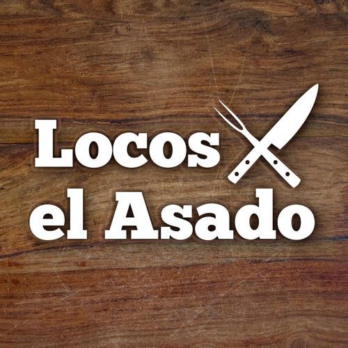 gorra trucker con visera regulable locos x el asado lxa