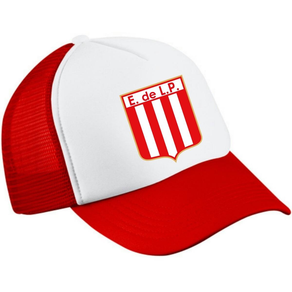Gorra Trucker Estudiantes De La Plata -   209 31b5688f2b3
