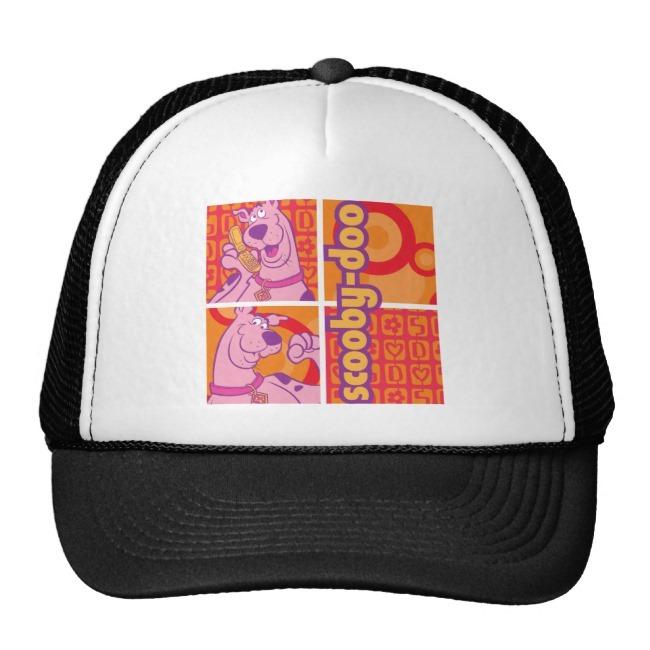 Gorra Trucker Marcos De Scooby Doo - $ 249,00 en Mercado Libre