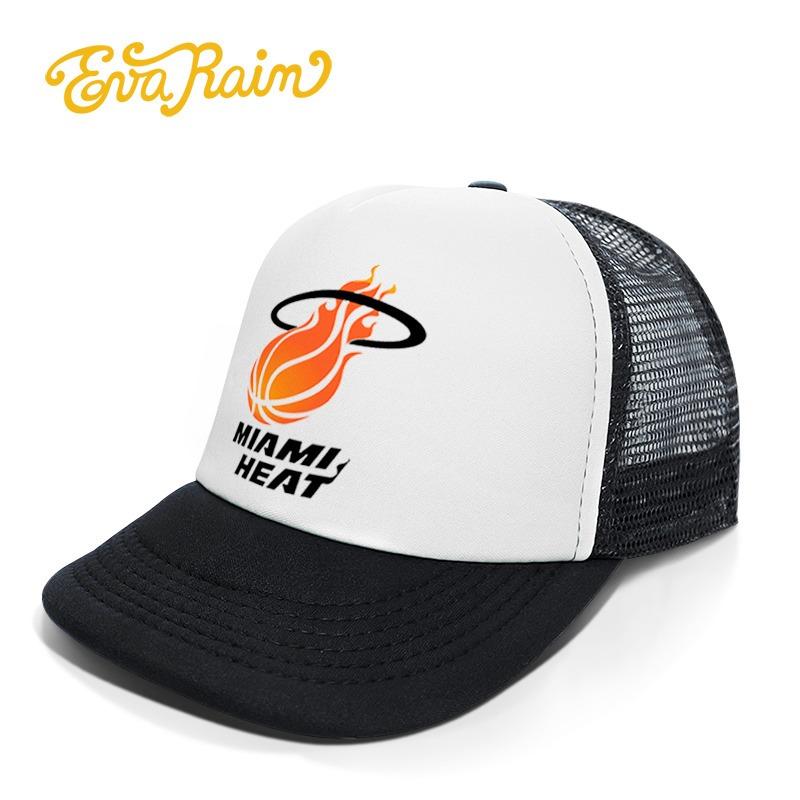 Gorra trucker miami heat basquet eva rain en mercado libre jpg 800x800  Baloncesto nba heat gorras ce53175c216