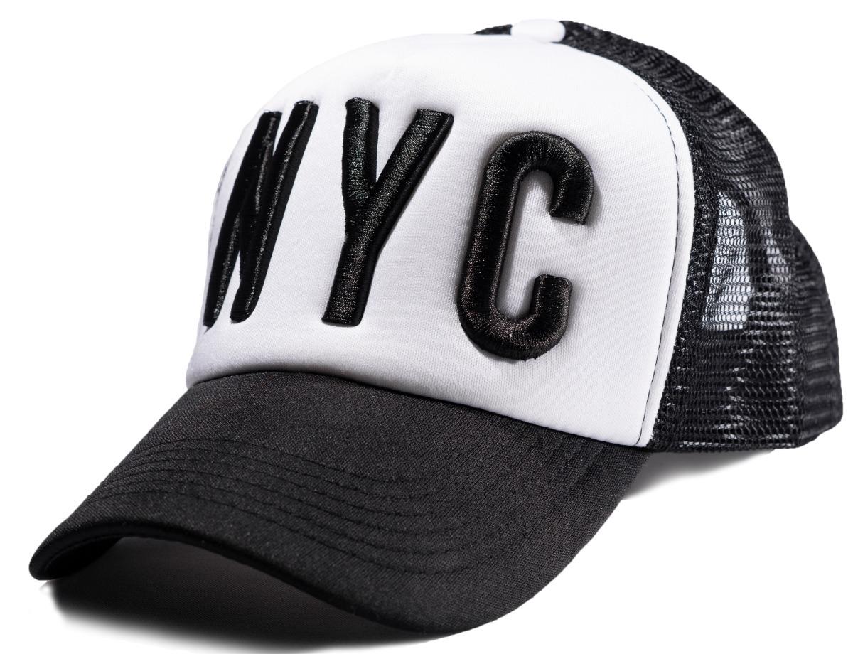 gorra trucker n y c bordada 3d new york city. Cargando zoom. 3364dd327ba