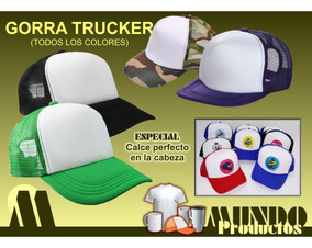 02d3c5bf1850 Gorra Trucker Para Sublimar Original Importada