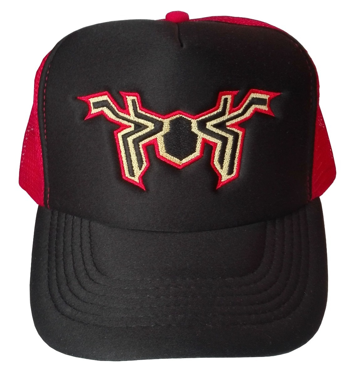 Gorra Trucker Premium Spiderman 44669fbb454