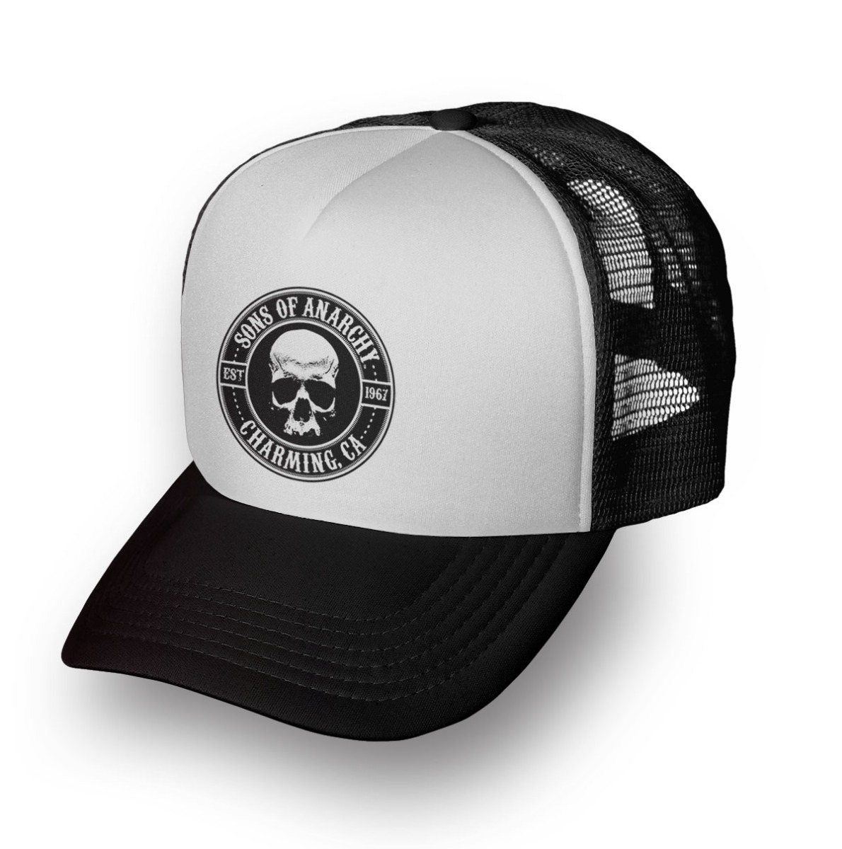 Gorra Trucker Samcro Sons Of Anarchy Netflix Serie -   249 de8241757c9