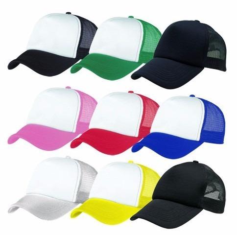 gorra trucker trailero sublimar bordar gorras personalizadas