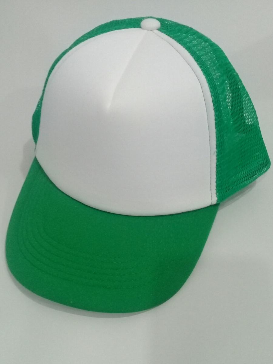 gorra trucker verde¿. Cargando zoom. 71c72cf6430